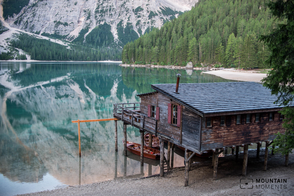lago di braies, honest photo spots