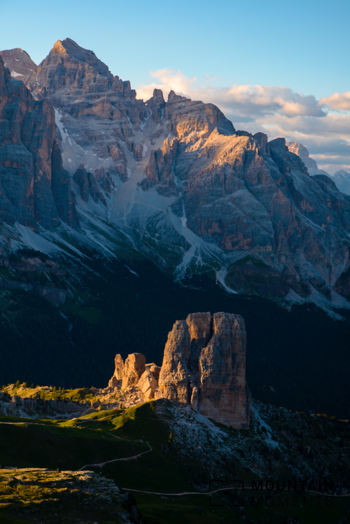 photo spots dolomites, photolocation dolomites, cinque torri