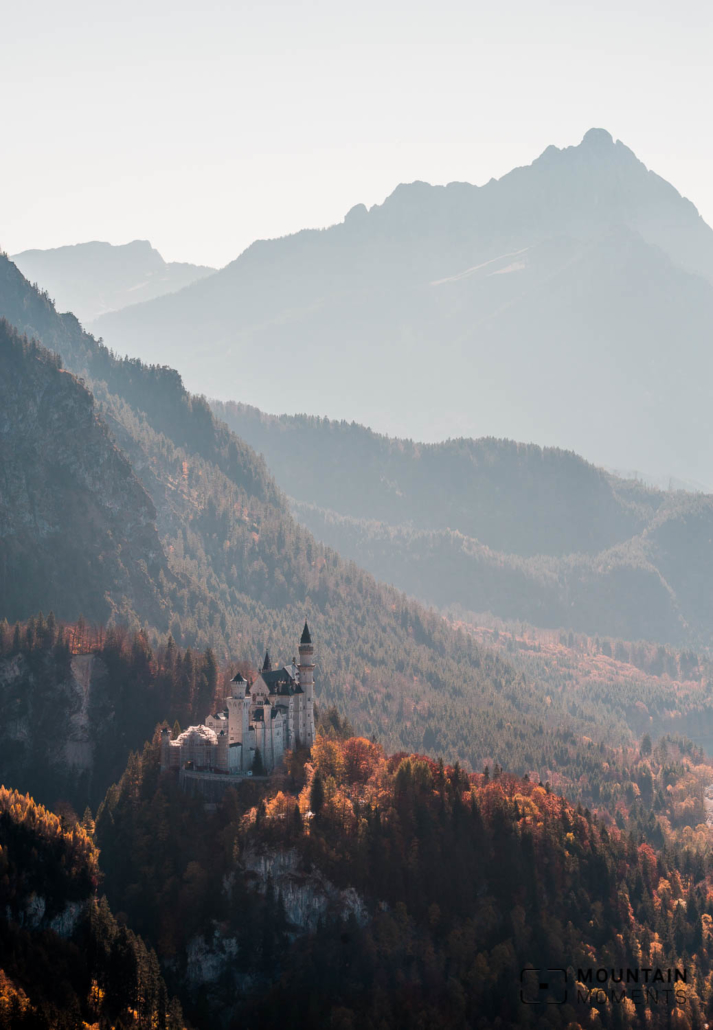 photo locations germany, neuschwanstein castle, famous castle germany, neuschwanstein photo location, photo spot germany, instagram spot germany, most beautiful landscape germany, most beautiful place germany