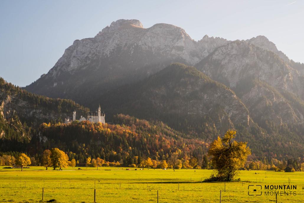 photo locations germany, nesuschwanstein hike, photo spot germany, instagram spot germany, most beautiful landscape germany, most beautiful place germany