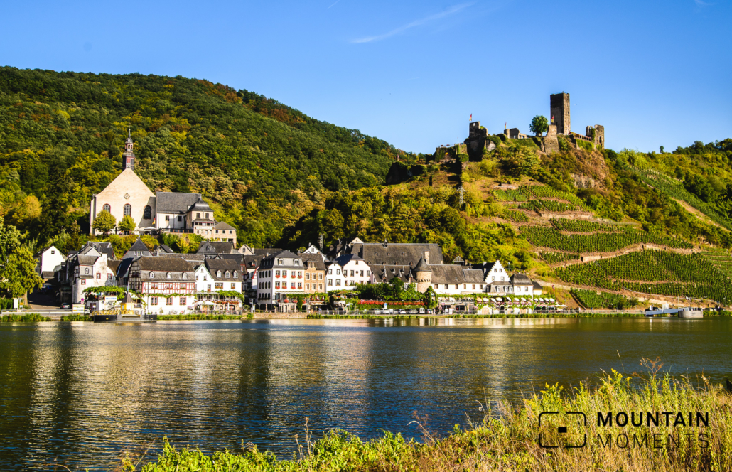 Bernkastel with Castle