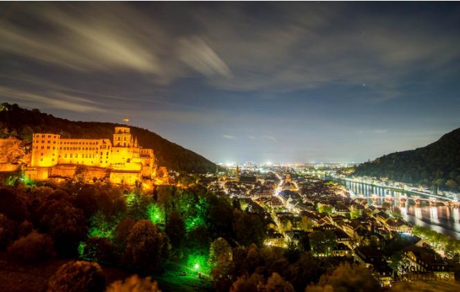 beautiful places in Heidelberg