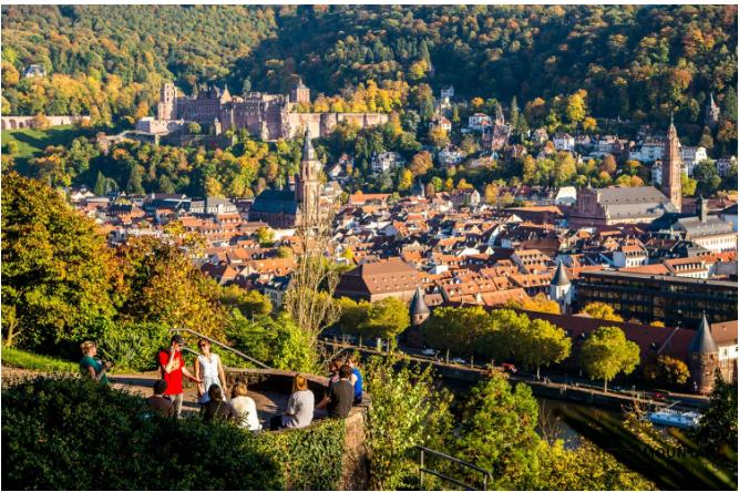 Heidelberg photo tour