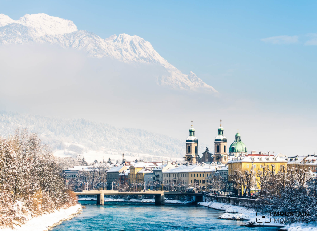 Innsbruck in winter