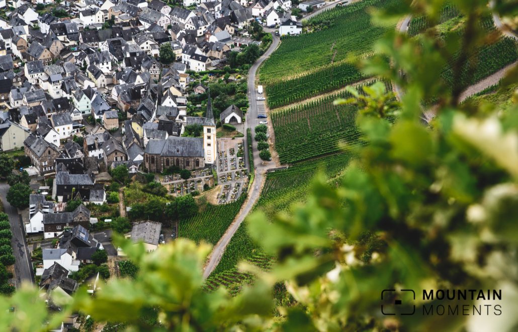 Wildly romantic winegrowing villages along the Moselle